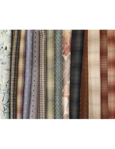 Comprar telas japonesas tramadas